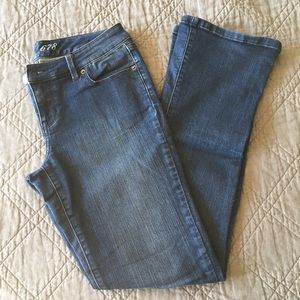 The Limited 678 Bootcut Jean size 8